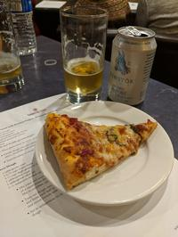 Beer drinkers are now learning to pair the right food with their cold beer.