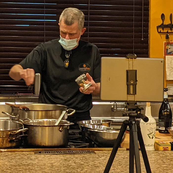 Virtual Cooking Classes in Doylestown, PA