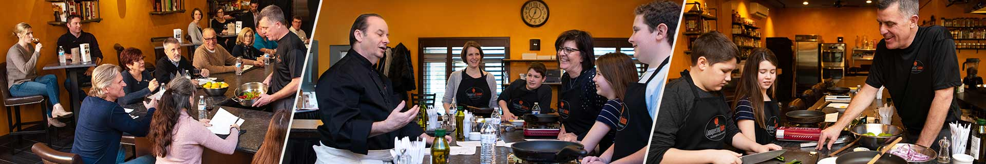 Cooking Classes Bucks County, Montgomery County
